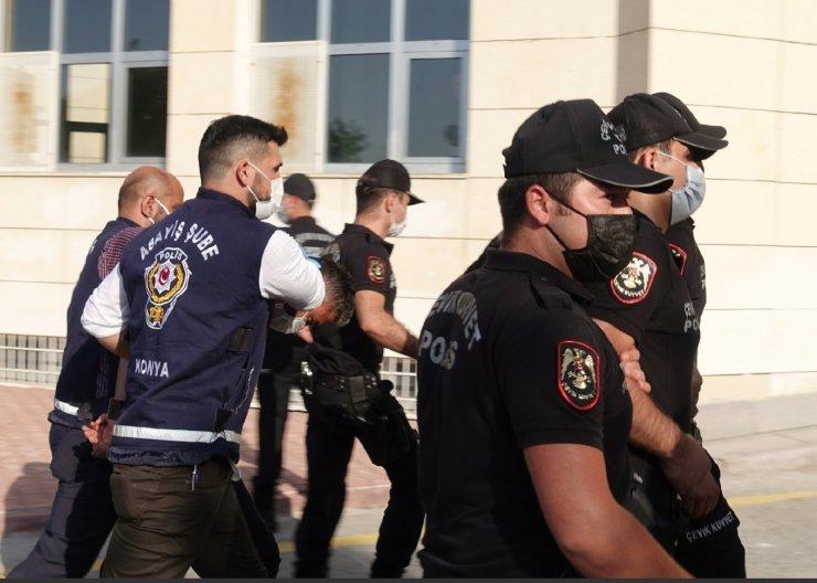 Konya'da 7 kişinin katil zanlısı tutuklandı