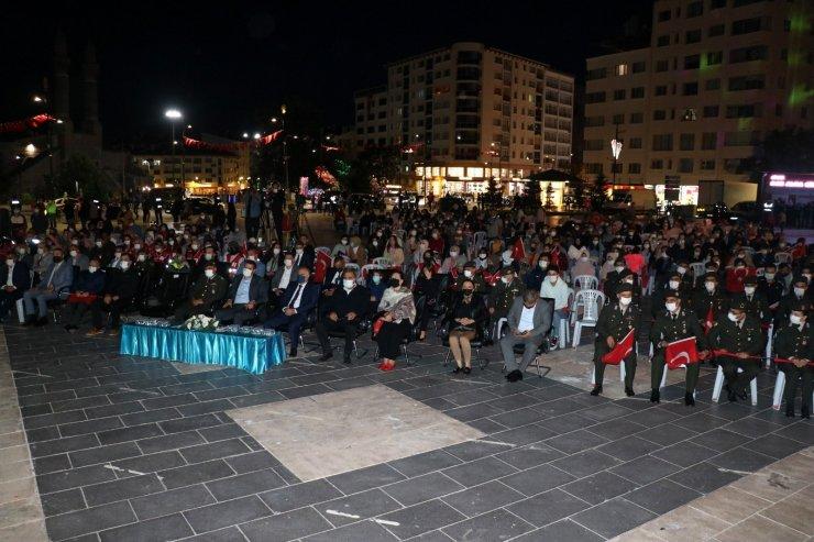 Türkay'dan Sivas'ta 4 Eylül konseri