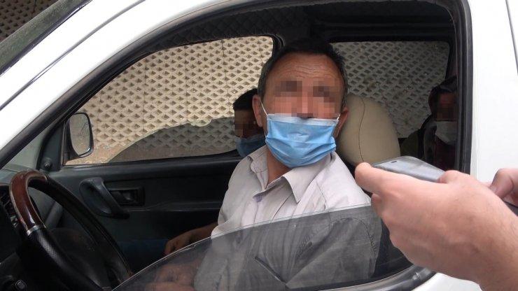 Riskli gruptaki ailenin gezintisi pahalıya patladı: 8 bin lira ceza