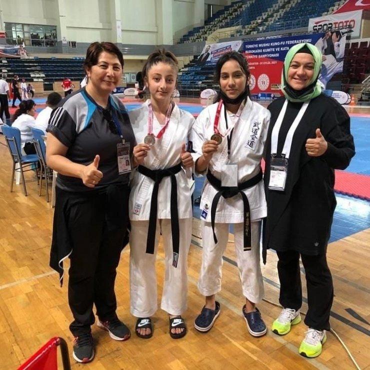Türkiye Şampiyonasından dört önemli derece