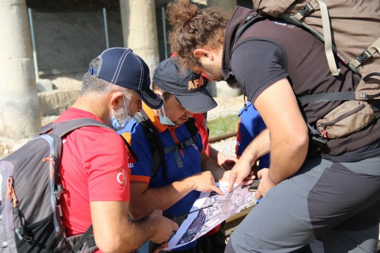 Eskişehir'de kaybolan yaşlı adamı arama çalışmaları sürüyor