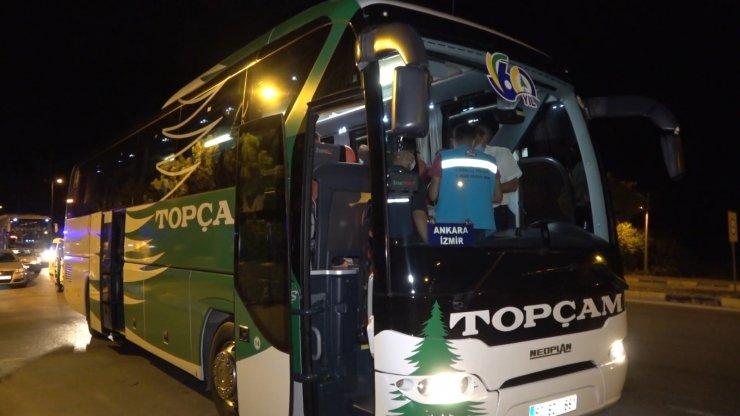 """Başkasına ait HES kodu ile seyahat ederken otobüste yakalan Covid'li yolcu: """"Cenazeden dönüyordum"""""""