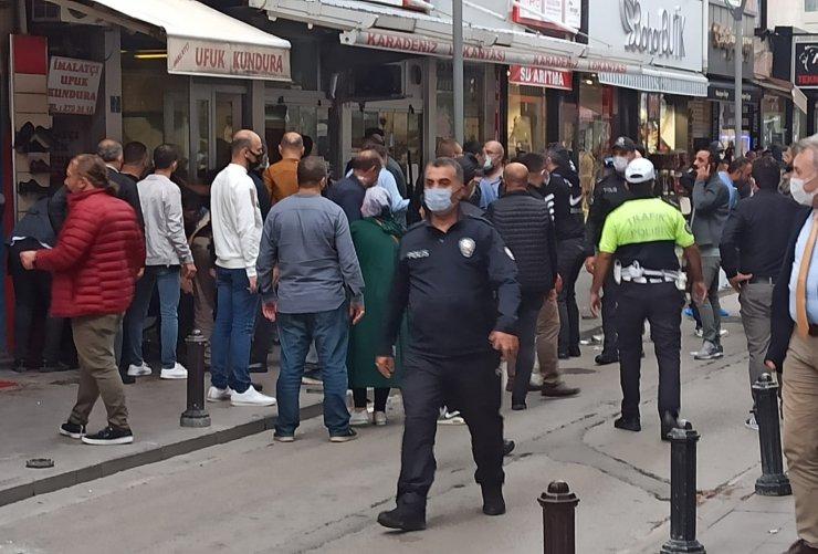 Başkent'te lokantaya silahlı saldırı