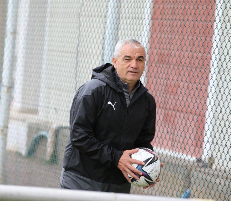 Sivasspor, Gaziantep FK maçına hazırlanıyor