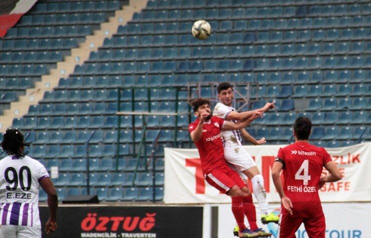TFF 1. Lig: Ankara Keçiörengücü: 0 - Boluspor: 3